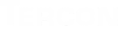 Tercon Logo White
